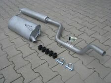 Honda Accord VII 2.4i 16V Saloon 2003-2008 exhaust system 4945