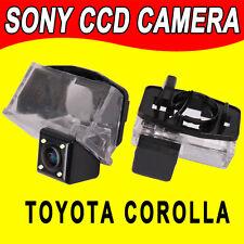 Top car camera for Toyota corolla previa alphard wish vios Night version LED