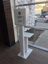 PORTABLE PHOTO BOOTH - SHELL ONLY - X-1 VERSION 3 w/ CAMERA TILT & PRINTER SHELF