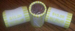 $10  Roll of Kennedy Half Dollars - Sealed By Bank (20 COINS)