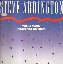 STEVE ARRINGTON - The Jammin' National Anthem - Atlantic