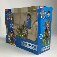 New Being Paw Patrol Youth Micro Rashel Comfy Throw Blanket with Sleeves