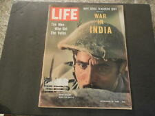 Life Nov 16 1962 Why Good Teaches Quit; India And Pakistan Go At It ID:43541