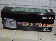 Lexmark E352H31E black toner cartridge E350 E352 New, printer, office, business