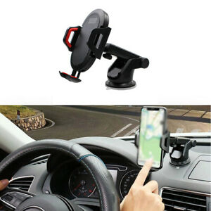In-Car Mobile Phone Holder Dashboard Suction Home Universal Mount Windscreen New