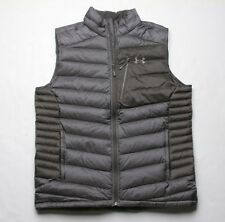 Under Armour ISO Down Vest (L) Charcoal