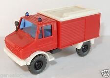 WIKING HO 1/87 CAMION MB MERCEDES UNIMOG SAPEURS POMPIERS a