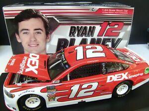 Ryan Blaney 2018 Dex Imaging #12 Penske Fusion NASCAR 1/24 CUP