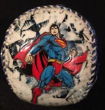 Superman DC Comics Still Sealed Souvenir Promotional Baseball ball