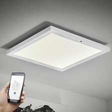 LED Smart Home lámpara de pared lámpara de techo lámpara de pared blanca tuya 30x30 cm d115