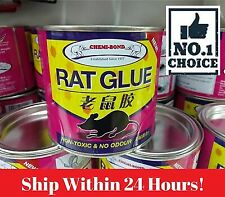 220ml RAT GLUE NON-TOXIC NO ODOUR MICE MOUSE STICKY GLUE ESTABLISHED SINCE 1977