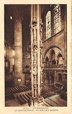 B56176 La Cathedrale Pilier des Anges Strasbourg   france