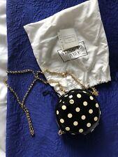Lulu Guinness Bag Black Sphere
