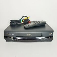 OmniVision Vhs Vintage Quasar Vhq940 Stereo with Remote & Rca Cables