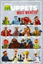The Muppets Most Wanted : Characters - Maxi Poster 61cm x 91.5cm (new & sealed)