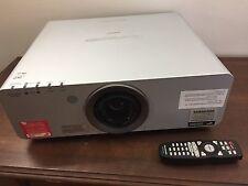 Panasonic PT-DW6300US PT-DW6300 DLP Projector 6000 lumens DW6300