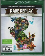 Rare Replay Collection XBOX One **NEW**