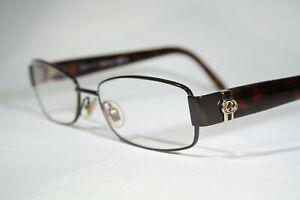 Pre-Owned GUCCI GG 4223 X4M Satin Dark Copper + Tortoise Designer Glasses Frames