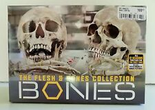 Bones NEW sealed complete series television collection DVD set 12 seasons flesh