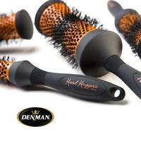 Denman Head Hugger Brush - Hot Curl Thermoceramic Brushes CHOOSE SIZE