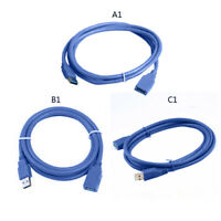 SuperSpeed USB 3.0 Male to Female Data Cable Extension Cord For PC Lapt HLX