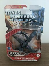Transformers Prime RID Robots In Disguise Decepticons SOUNDWAVE 2011 Hasbro