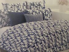 Dkny Flowering Willow Indigo European Pillow Sham Nip