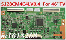 """NEW Samsung T-Con board S128CM4C4LV0.4 BN41-01662A BN95-00497B UN46D6000S 46"""" TV"""