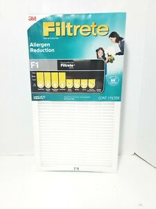3M Filtrete F1 HEPA Allergen Reduction Room Air Purifier Filter for C01 T02