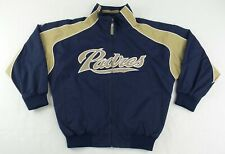 Vintage Majestic MLB San Diego Padres Baseball Jacket Size Youth medium M