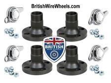 New! Triumph TR3 TR4 TR250 TR6 TR7 Wire Wheel Conversion Kit