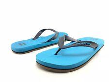 Billabong Men's Blue Slip On Comfort Flip Flops Sandals US 10 11 Shoes C138