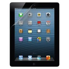 New Belkin Transparent Screen Protector for iPad 4th, iPad 3 and iPad 2 (2-Pack)