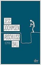Abschlussball: Roman von Jochimsen, Jess | Buch | Zustand gut