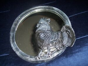 Rooster Wall Mirror NEW
