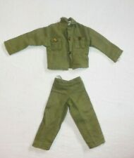 Vintage Hasbro GI Joe Action Figure Army Green Pants and Shirt