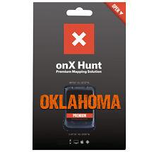 onX Premium Maps GPS Chip Landowners & Property Boundaries for Garmin - OK