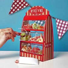 My Pick 'N' Mix Retro Display Stand Includes Sweets