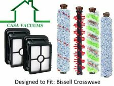 Replacement Main Brush Rollor Hepa Filter Kit for Bissell Crosswave 1785 series