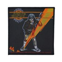 AC/DC - HIGH VOLTAGE - WOVEN PATCH - BRAND NEW - MUSIC 2833
