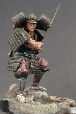 Tin toy soldiers ELITE painted 90mm a samurai