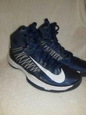 Nike Mens Hyperdunk Blue White Size 8 524882-401
