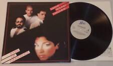 MIAMI SOUND MACHINE Eyes Of Innocence LP Vinyl 1984 Gloria Estefan * TOP
