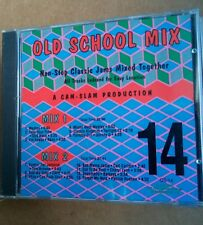 MIXX IT OLD SCHOOL MIX 14 SERVICE CD MIAMI BASS JOHNNY O TOM BROWNE OS-14