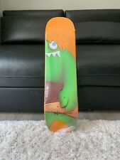 Nsurgo Street Fighter Blanka Chan Skateboard Deck