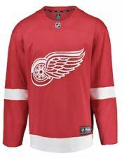 Fanatics Men's Detroit Red Wings Breakaway Hockey Jersey NHL Large L