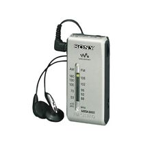 Sony SRF-S84/S FM/AM Super Compact Radio Walkman Analogue Tuner SRFS84