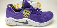 Nike Free 'Geaux Tigers' LSU Tigers Louisiana State AR0413-500 Mens Size 10.5