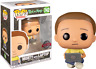 Rick and Morty - Morty with Laptop US Exclusive Pop! Vinyl [RS]-FUN47791-FUNKO