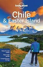 Lonely Planet Chile & Easter Island by Carolyn McCarthy, Lonely Planet, Lucas...